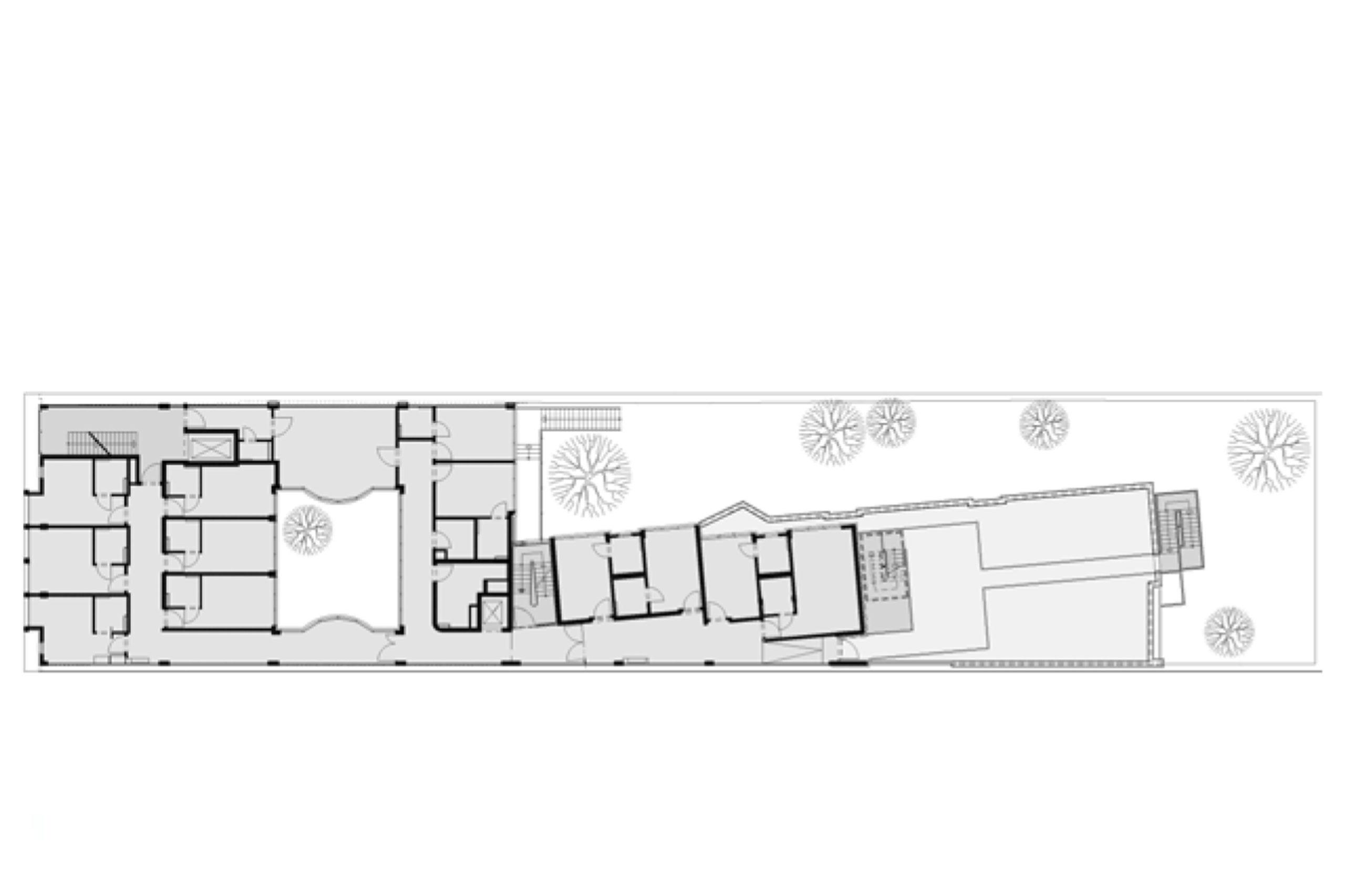 Zimmermann Architekten+ Aachen I Aachen, Seniorenzentrum Heilig Geist * für Offis GmbH