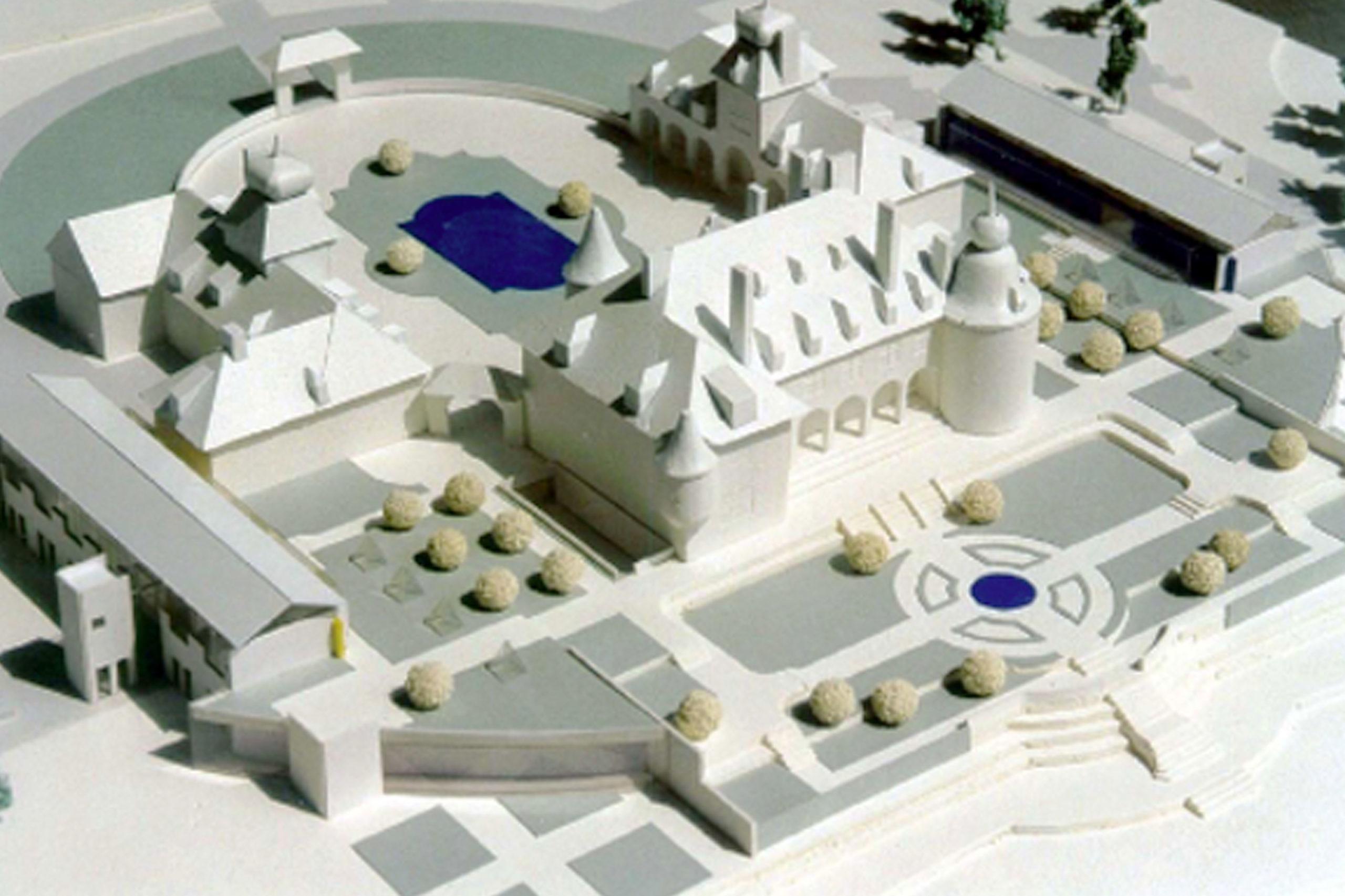 Zimmermann Architekten+ Aachen I Spa I Manoir des Léboiles* für Offis GmbH