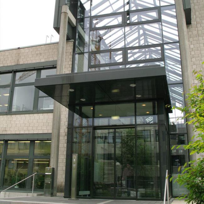 Zimmermann Architekten+ Aachen I ILT Fraunhofer, Aachen