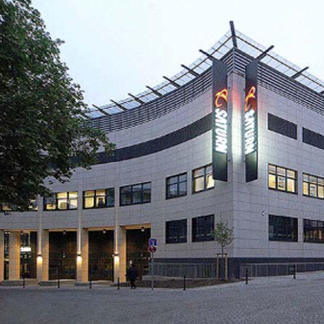 Zimmermann Architekten+ Aachen I Galeria Kaufhof / Saturn Aachen *für Offis GmbH