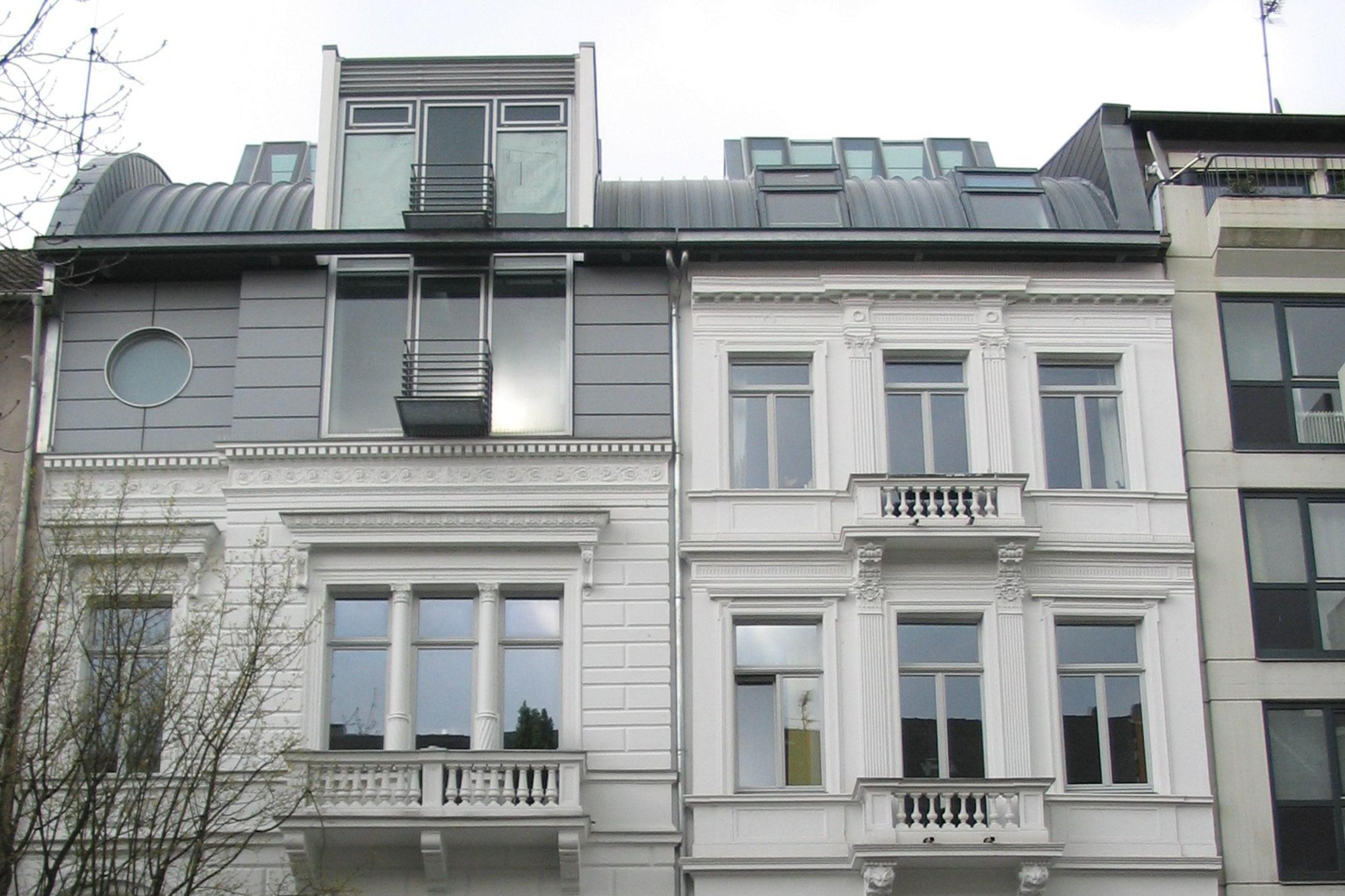 Zimmermann Architekten+ Aachen I Lousbergstrasse, Aachen