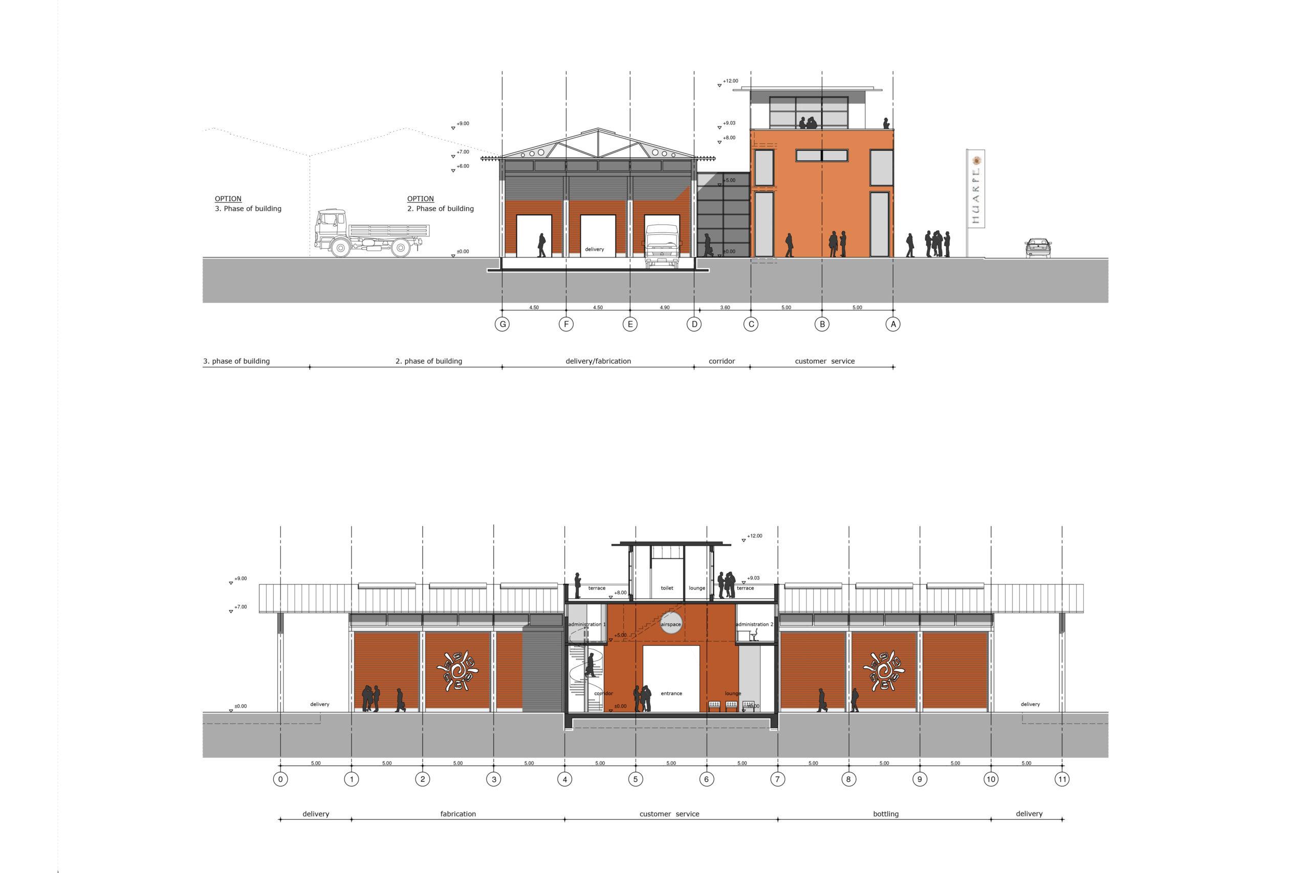 Zimmermann Architekten+ Aachen I Weingut, Argebtinien