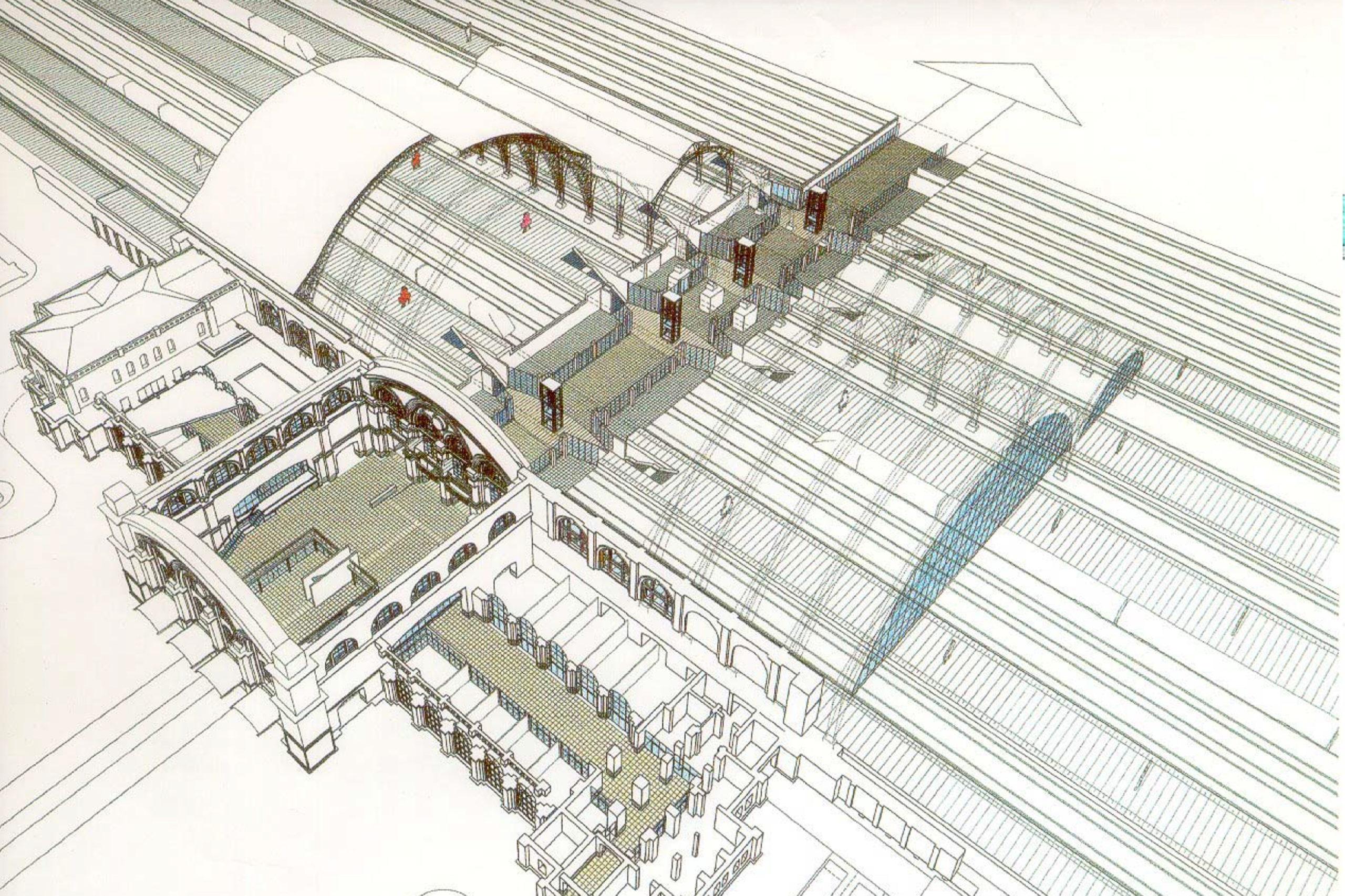 Zimmermann Architekten+ Aachen I Hauptbahnhof Bremen für Offis GmbH
