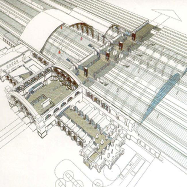 Zimmermann Architekten+ Aachen I Hauptbahnhof Bremen *für Offis GmbH