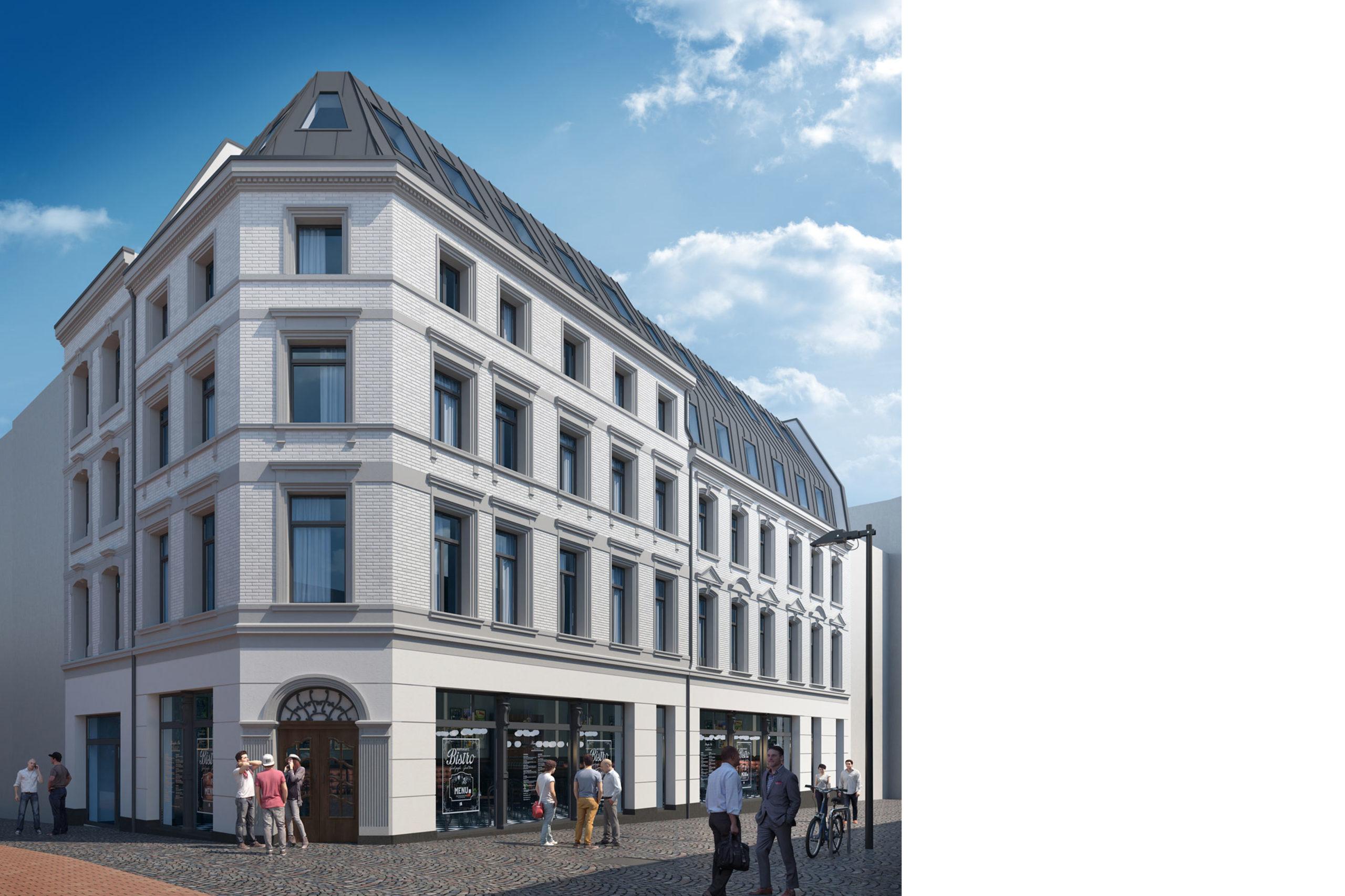 Mefferdatisstraße,  Aachen I Zimmermann Architekten I Aachen